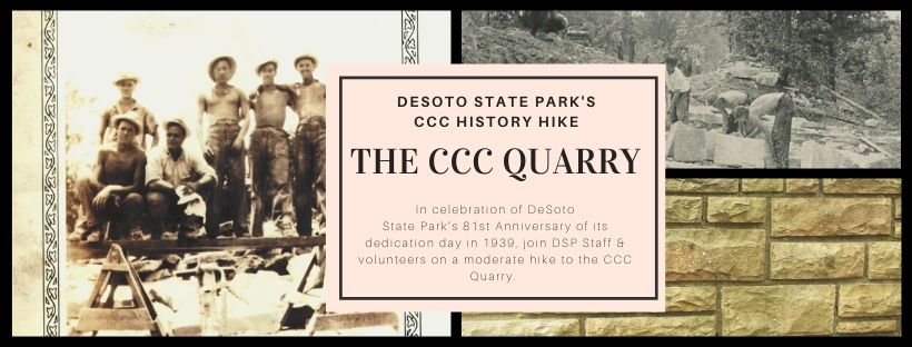 DSP CCC Quarry Hike