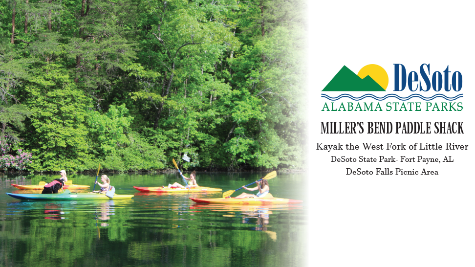 DSP Millers Bend Paddle Shack Event Cover Photo