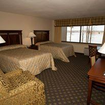 Lakepoint Double Queen Lodge Room