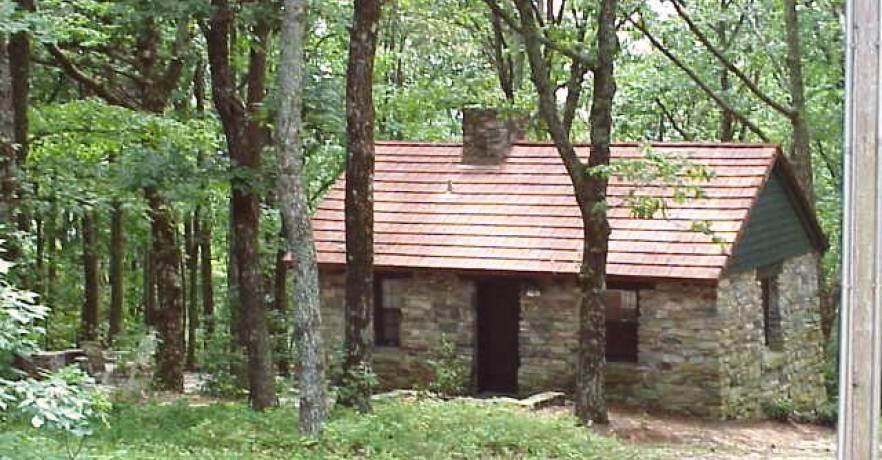Cheaha Pet Friendly Cabin