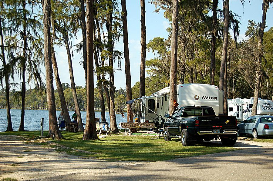 Lake Jackson RV Park Campground