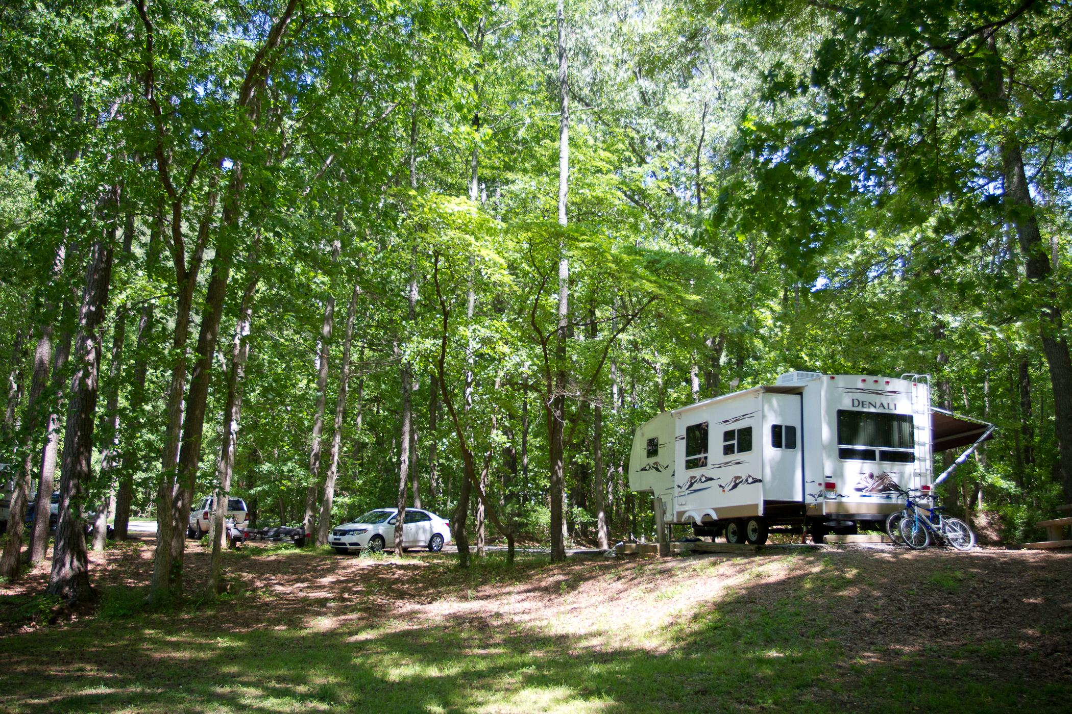 Joe Wheeler State Park Campground