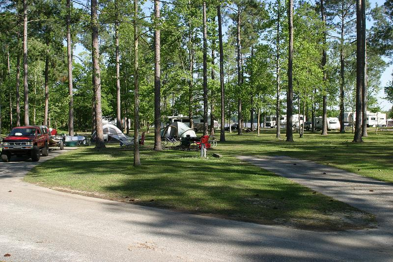 Lakepoint State Park Campground