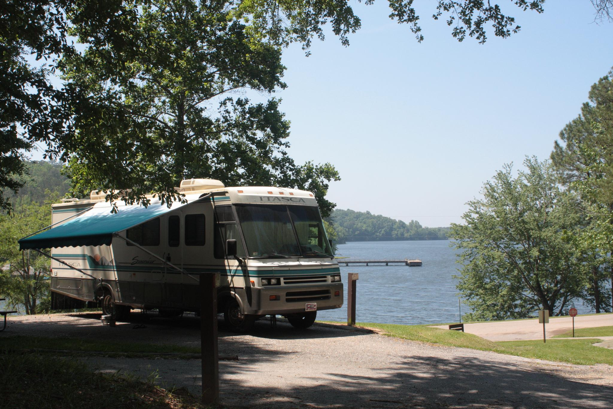 Lake Lurleen State Park Campground