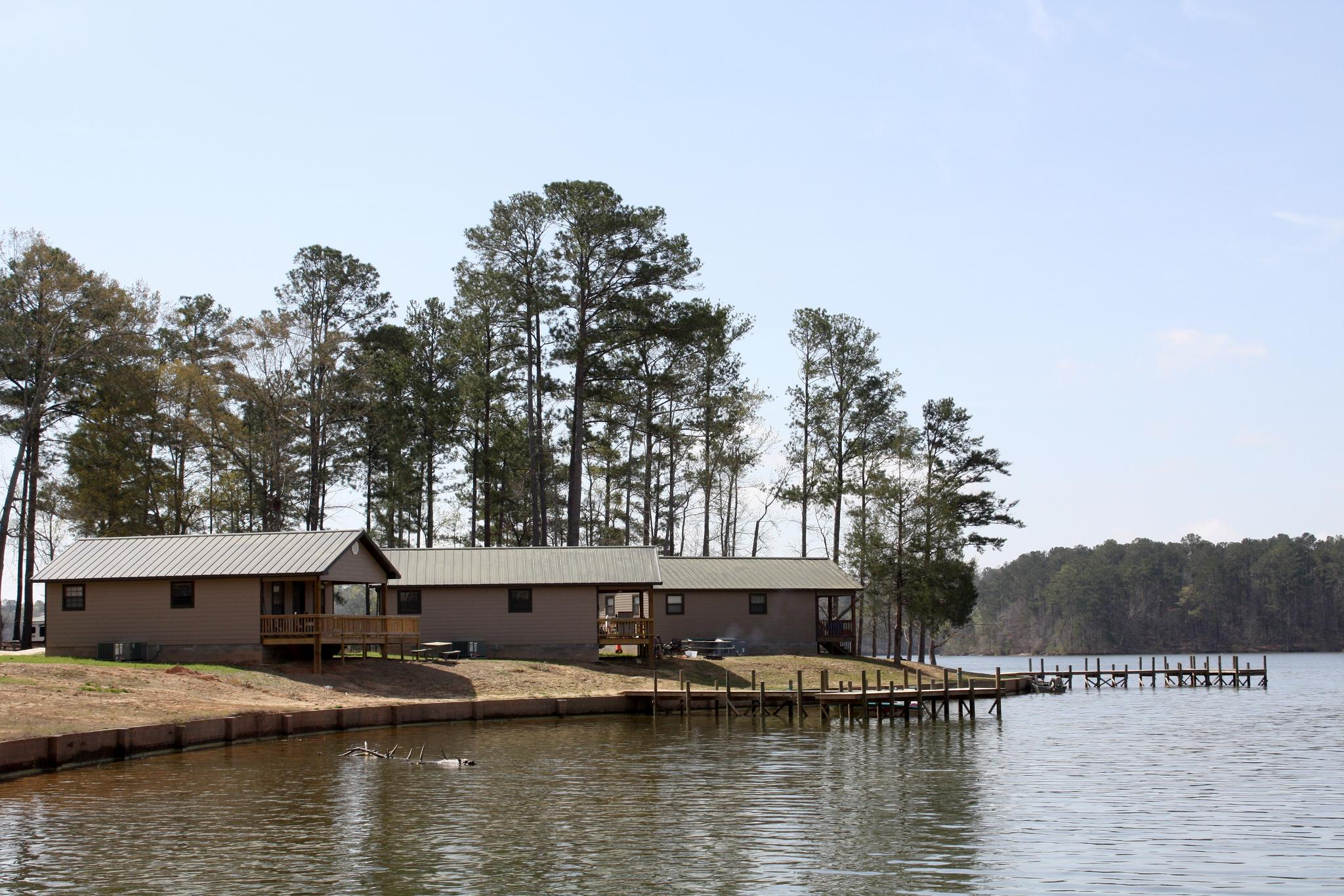 Wind Creek State Park Cabins