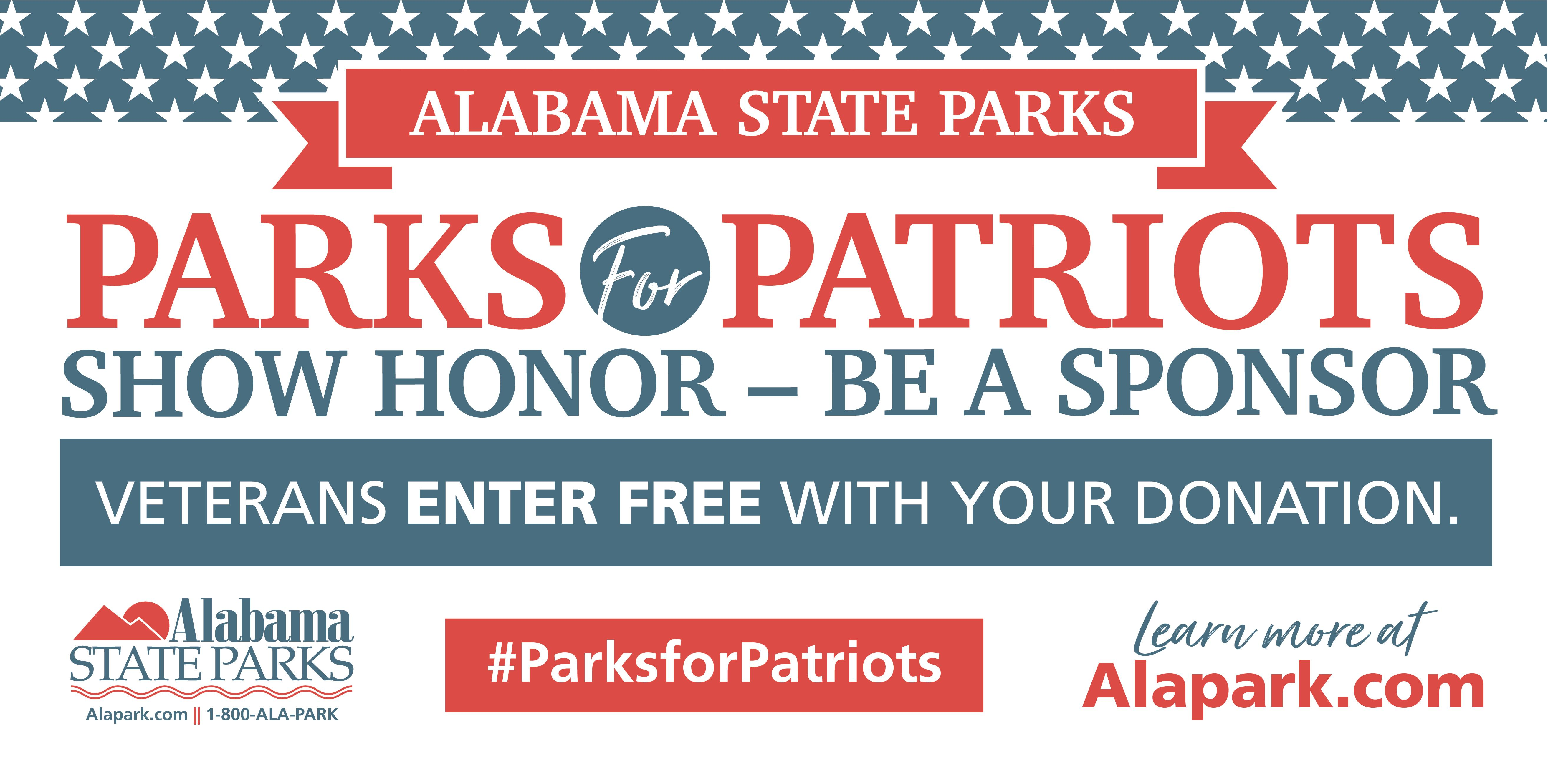 Parks for Patriots Veterans Program