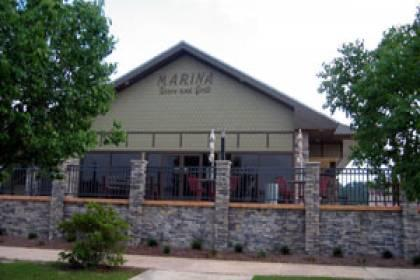 Lakepoint Marina Grill Front