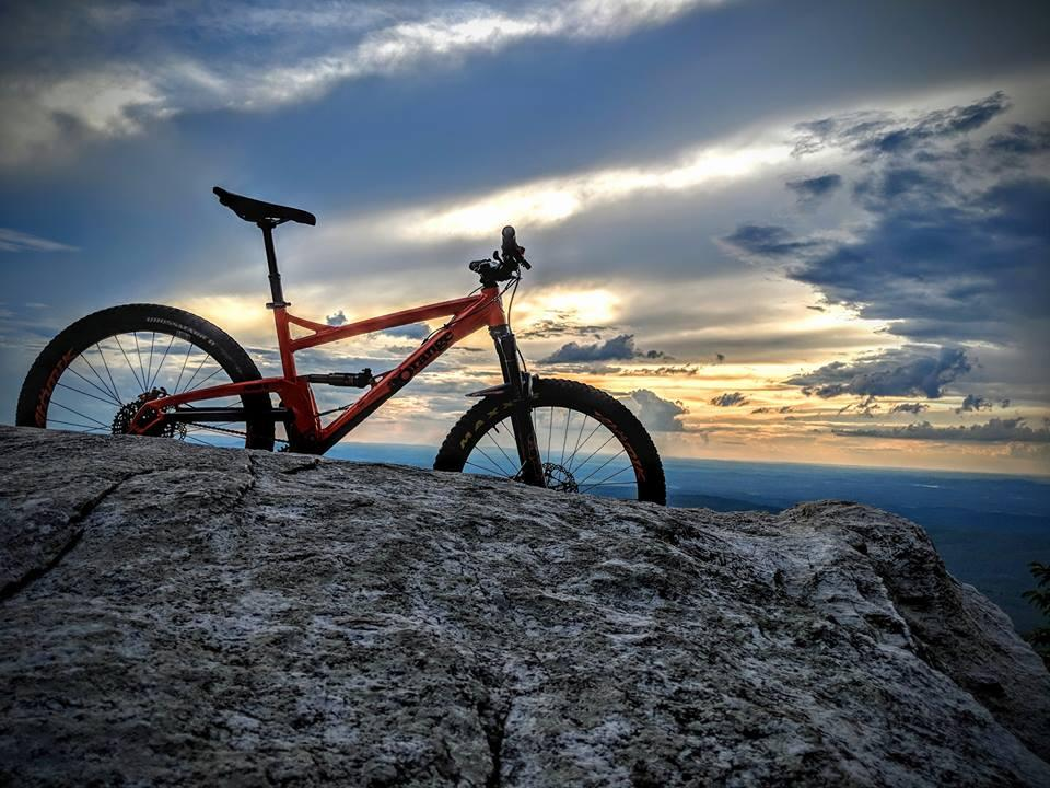 Cheaha Mt. Biking 2