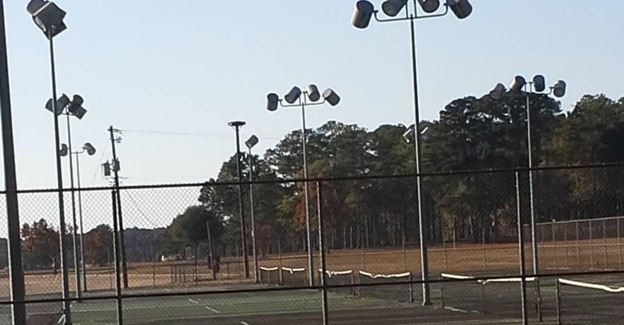 Lakepoint Tennis Court