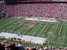 alabama marching band
