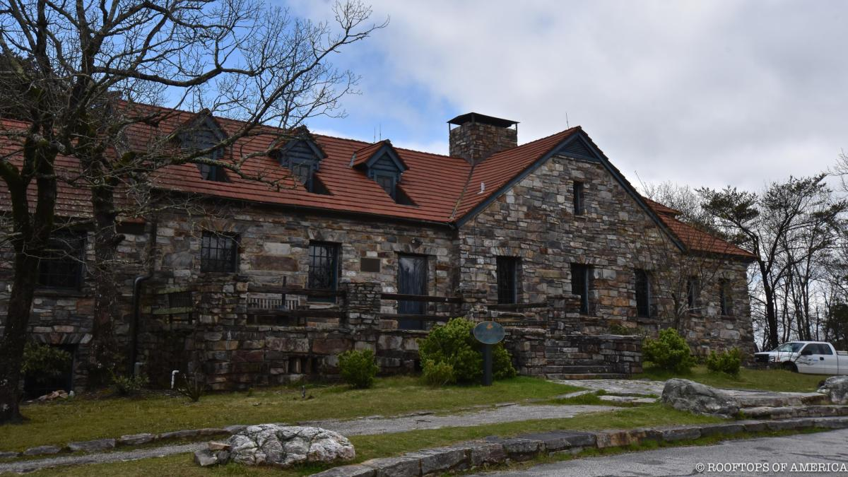 Cheaha Bald Rock Lodge