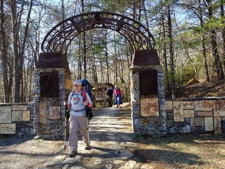 Cheaha Pinhoti Backpacking