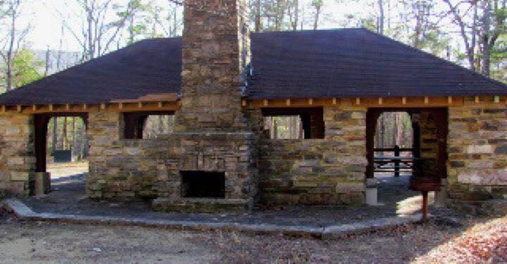 Cheaha Lake Pavilion