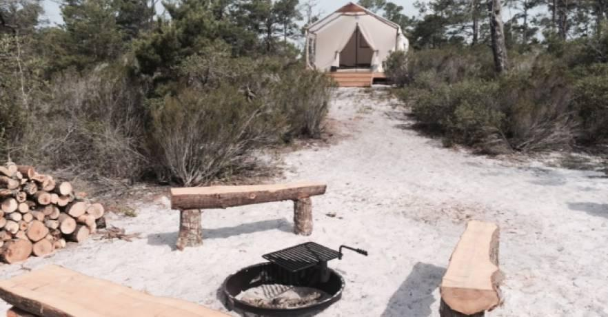 Outpost fire pit