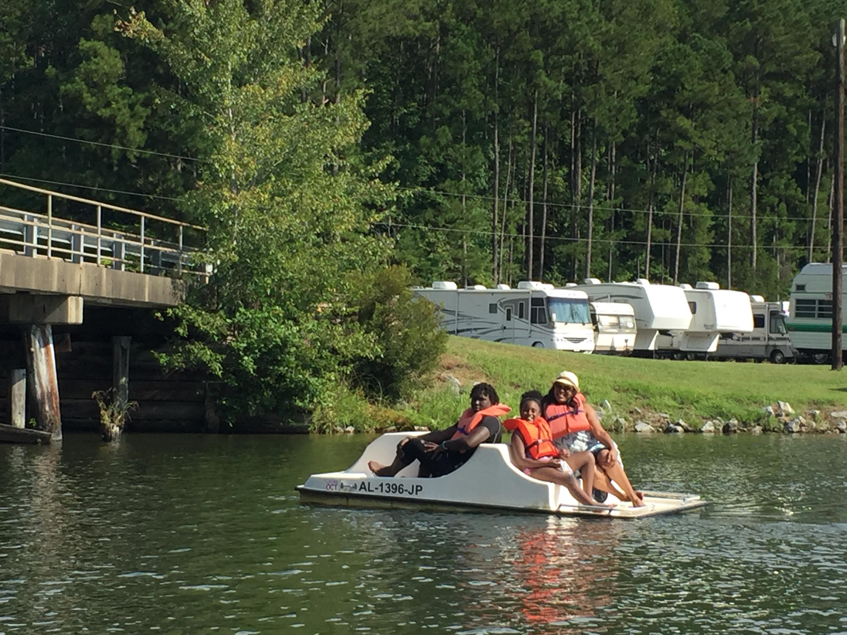 Lake Lurleen State Park Alapark