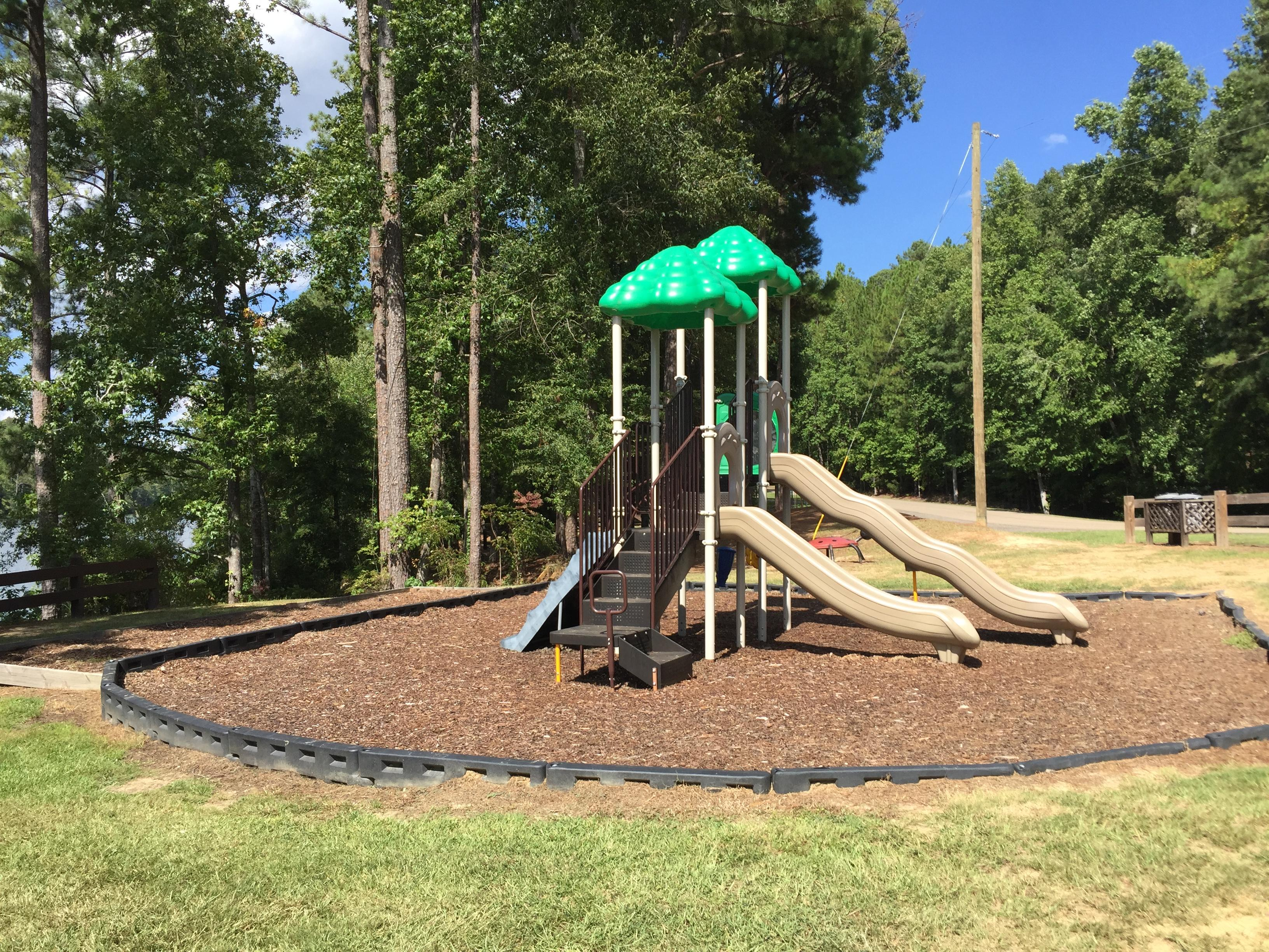 Playground Lake Lurleen