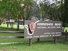 Horseshoe Bend Sign