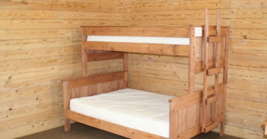 Camping Cabin Bunk Bed