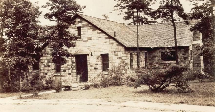 DeSoto Historic Lodge Original Photo