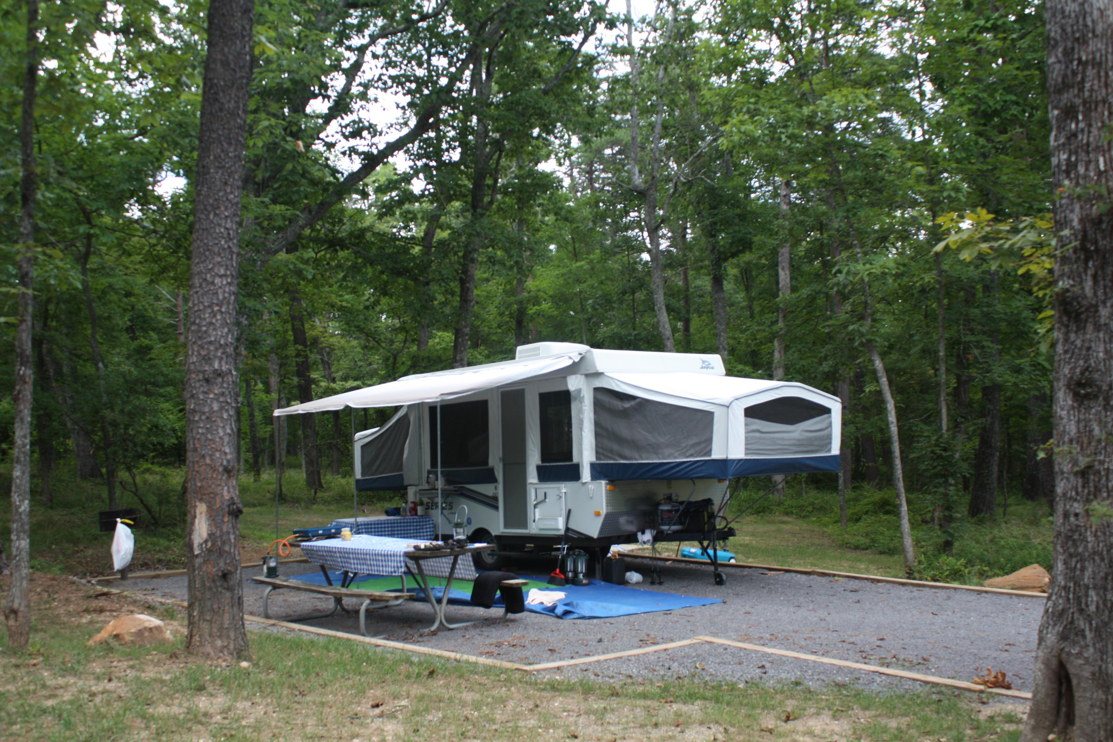 DSP Improved campground-great for tents or RVs!