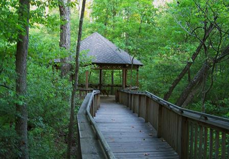 Talmadge Butler Boardwalk Gazebo