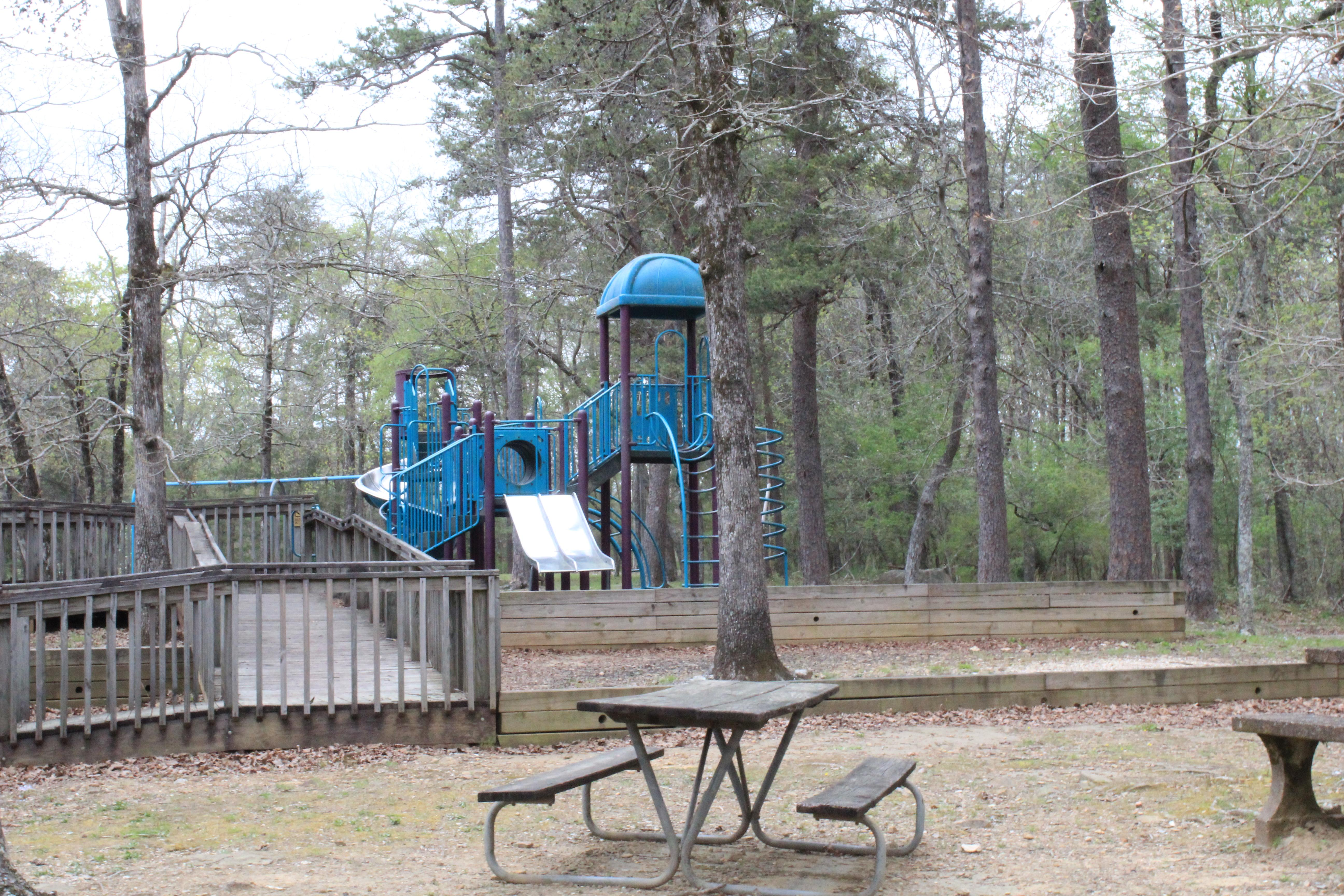 Picnic Area Playground