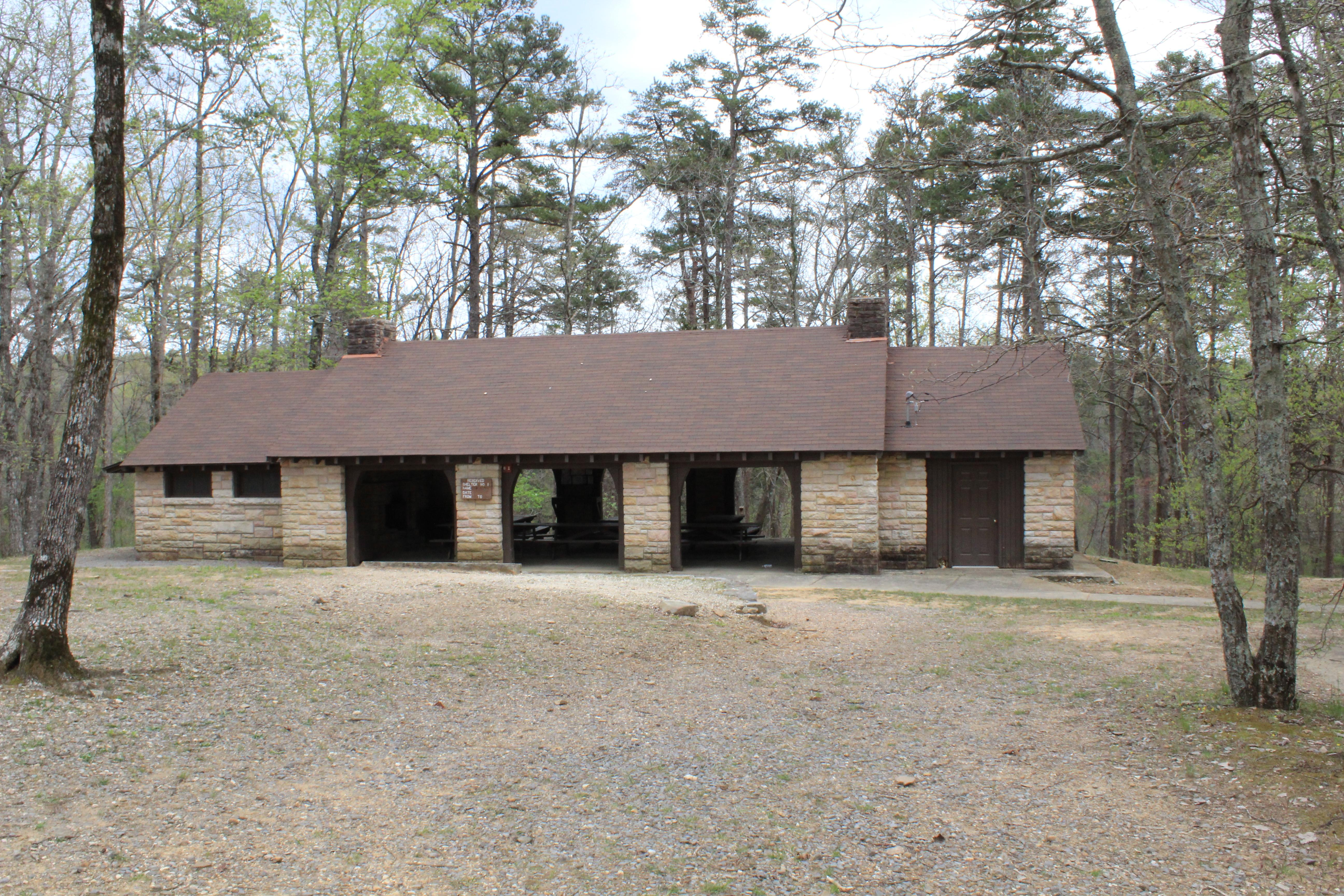 Picnic Area Shelter #1