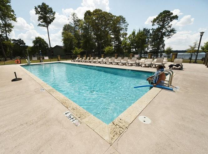 Lakepoint State Park Swimming Pool