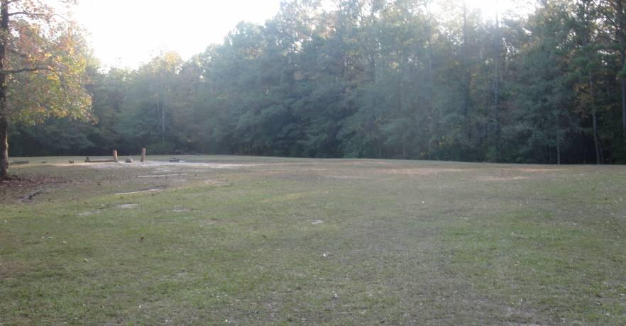 Chewacla State Park Group Camp Area
