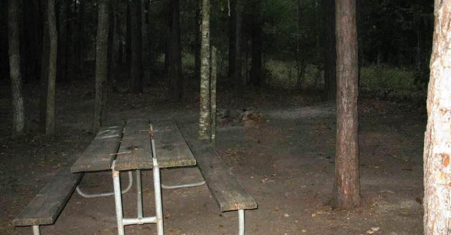 Chewacla State Park Primitive Camping