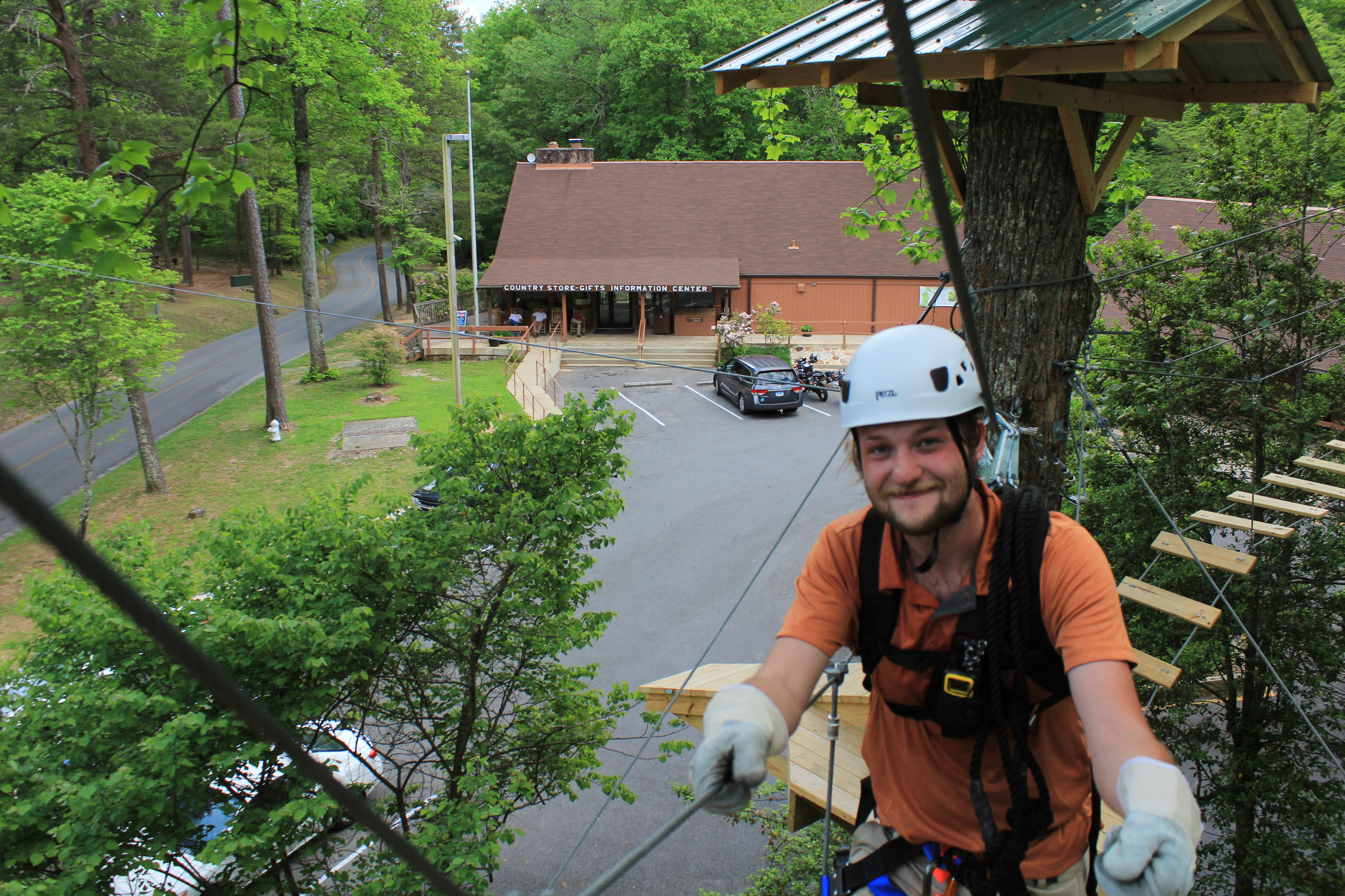 Zip Line Staff Country Store