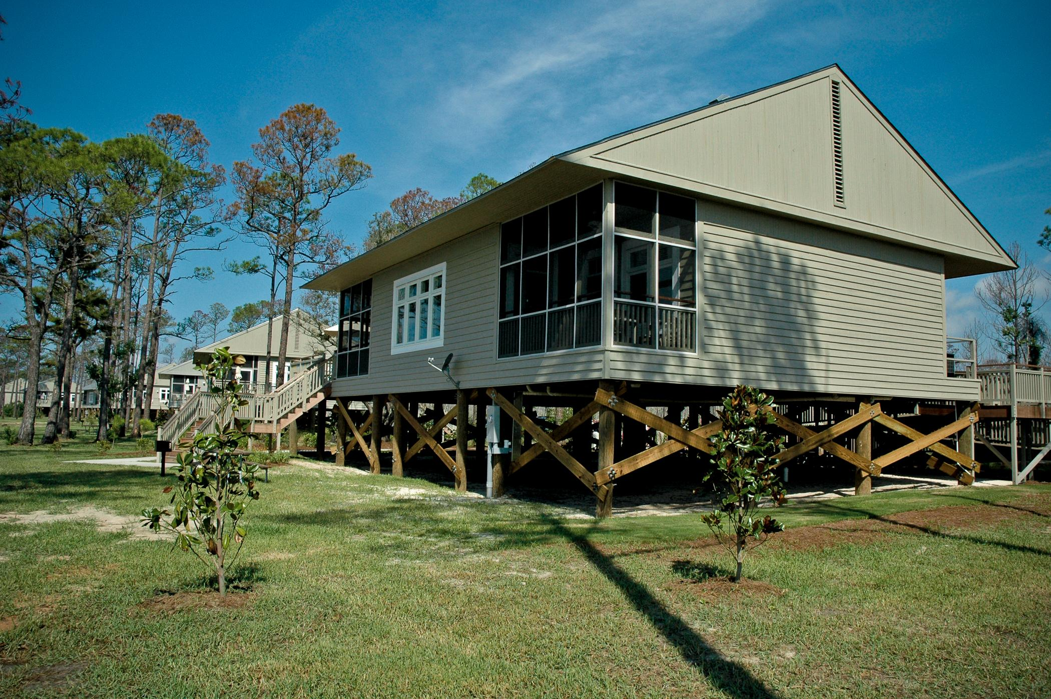 Gulf State Park Cottages