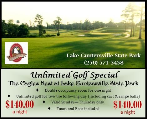 Unlimited Golf Special