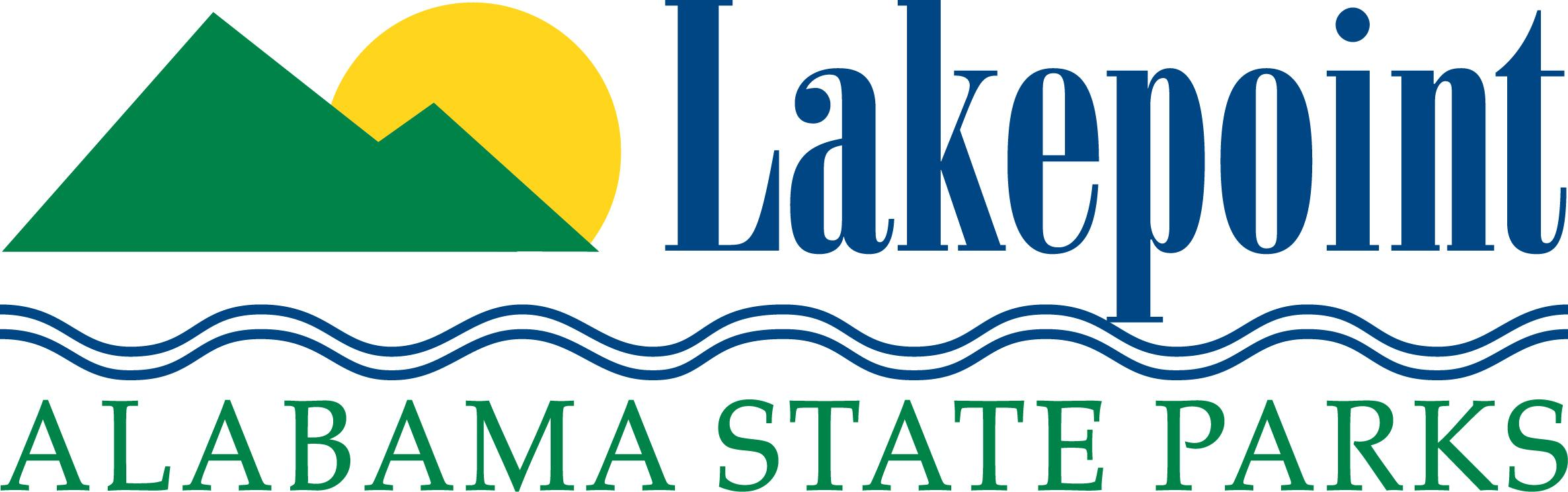 Lakepoint State Park Logo