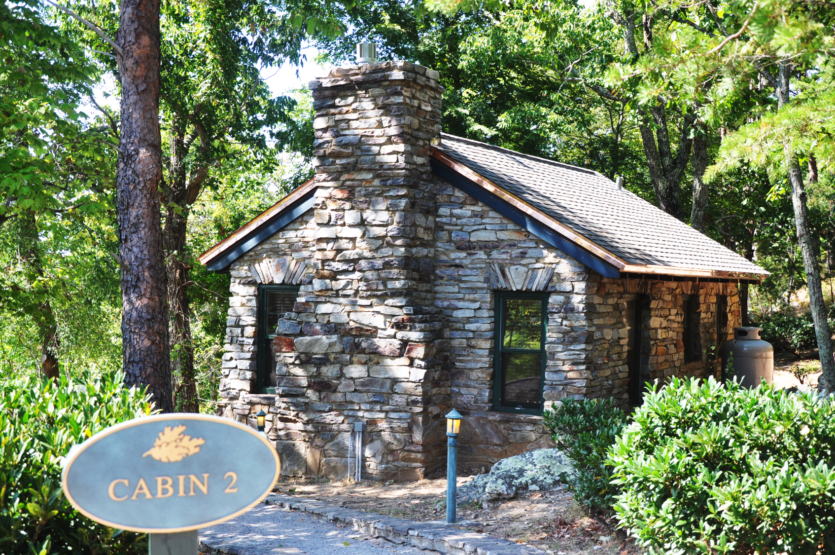 Cheaha Bluffside Cabin