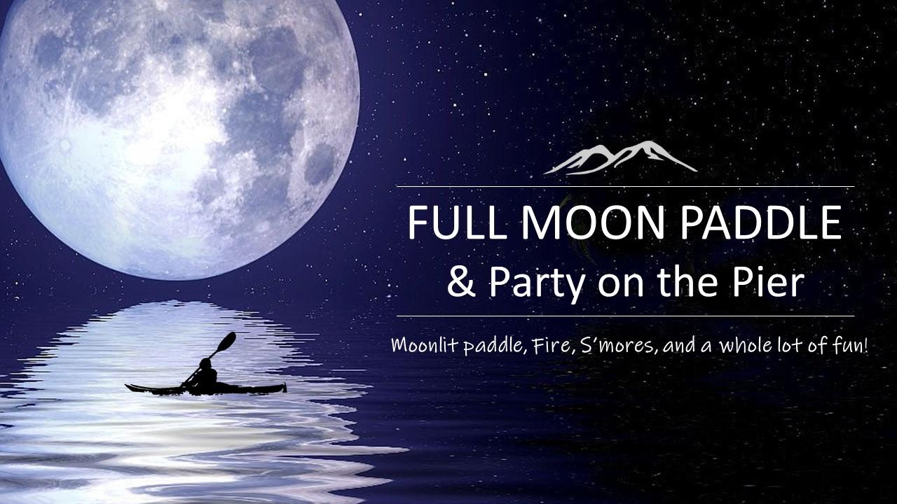 Full Moon and Party