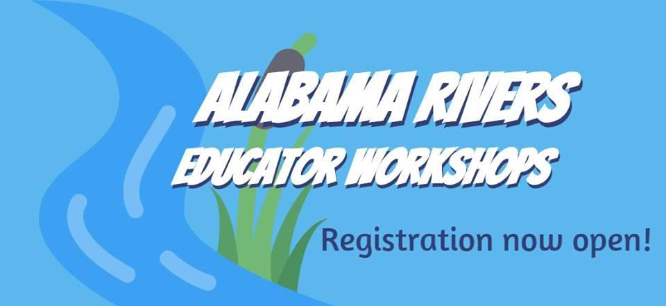 Alabama Rivers Educator Workshop - Cheaha State Park