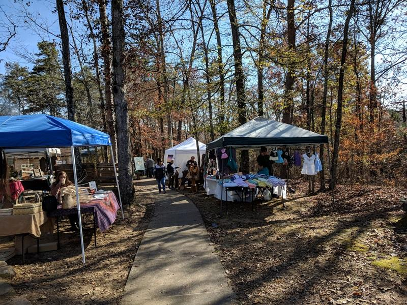 Creative Spirit Market in November