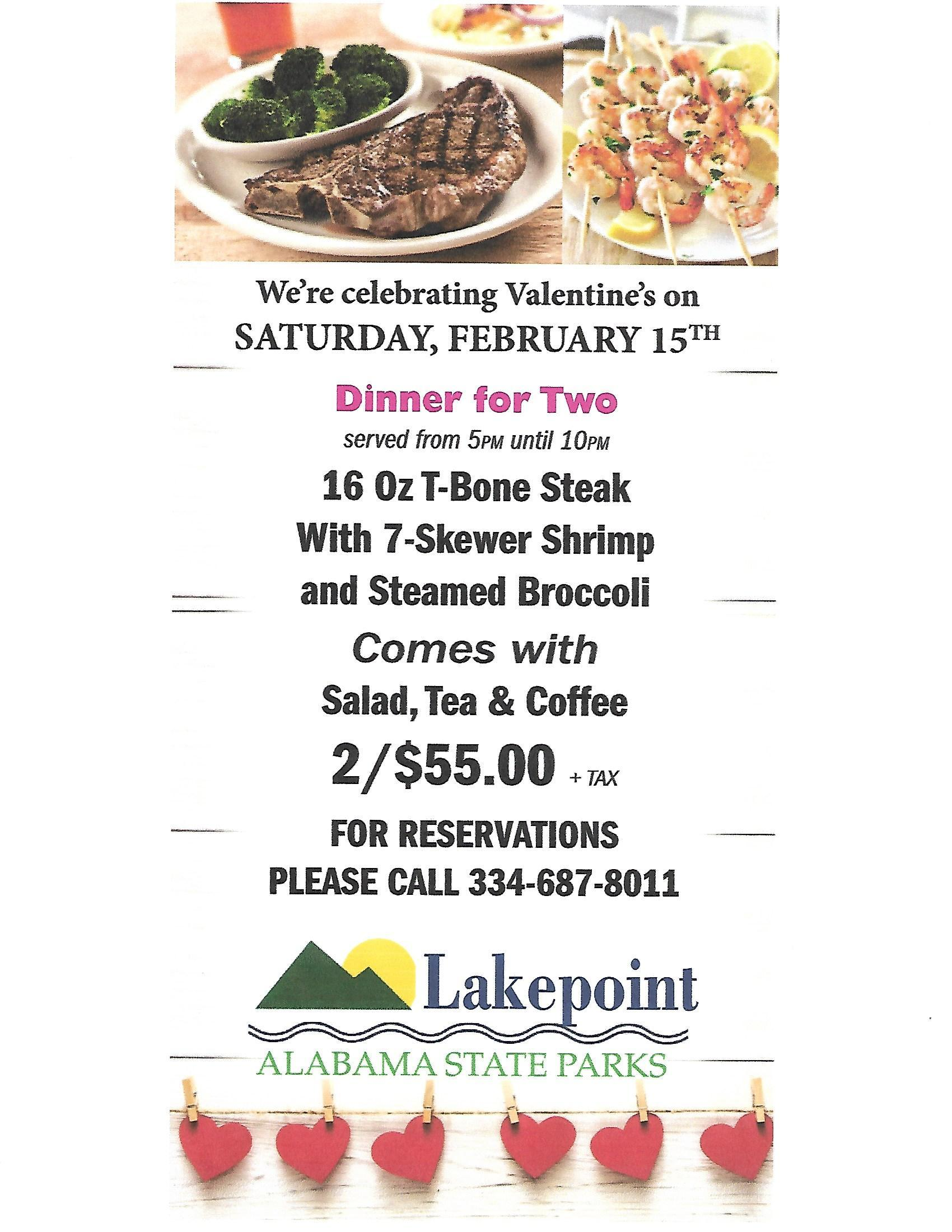 Lakepoint Valentine Day