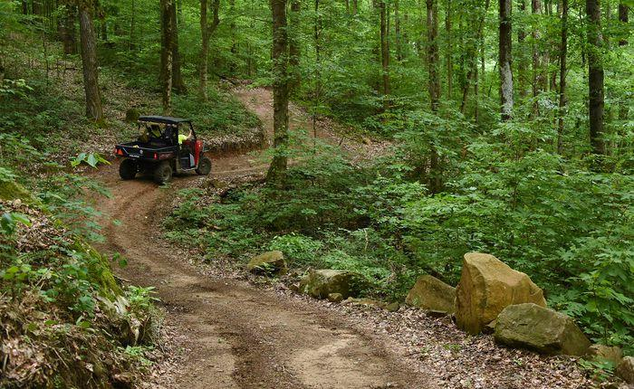 Bucks Pocket ORV Trails