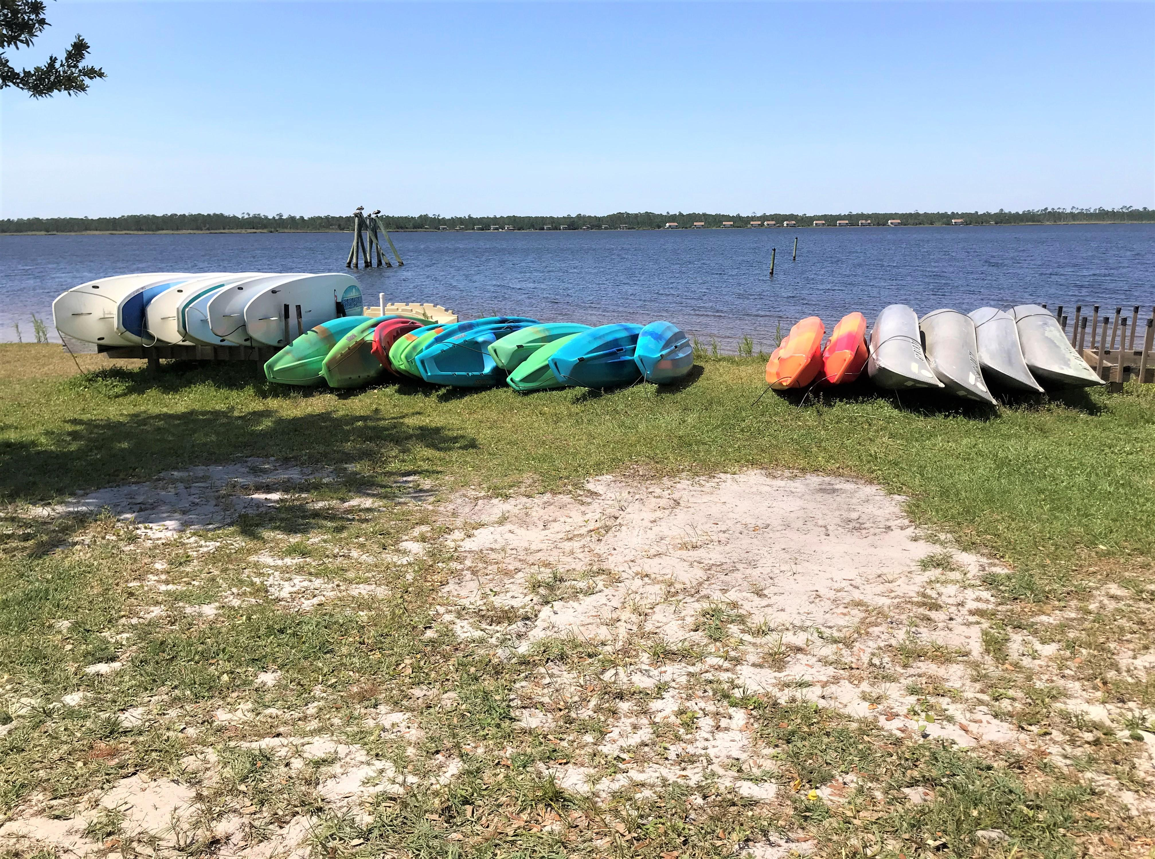 Kayak, Canoe, and Paddleboard Rentals Available at Lake Shelby