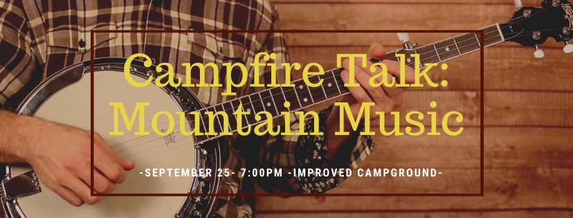 CSP Campfire Talk: Mountain Music