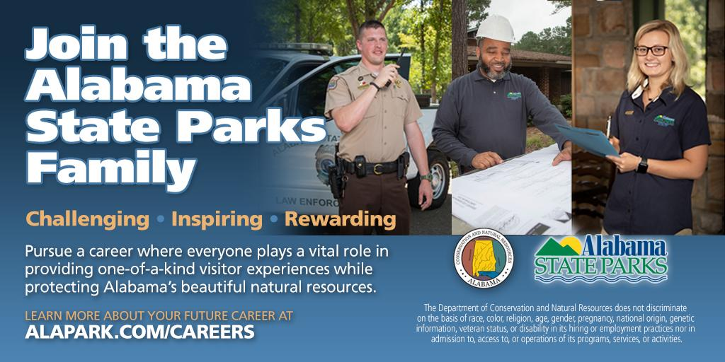 Alabama State Parks Careers