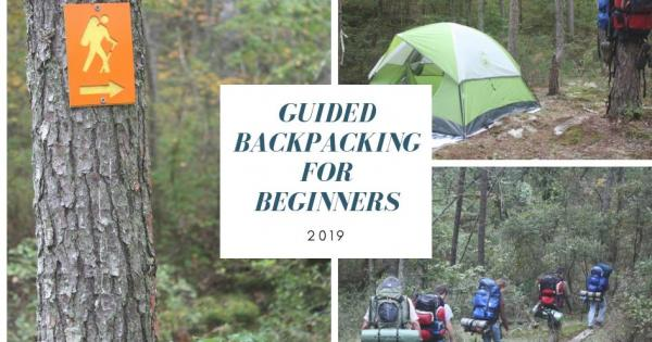Guided Backpacking Trip for Beginners