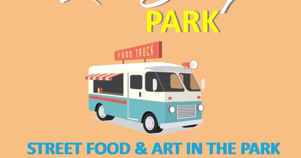 Street Food and Art In the Park